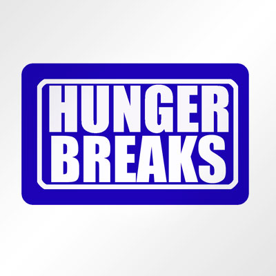 Hunger breaks