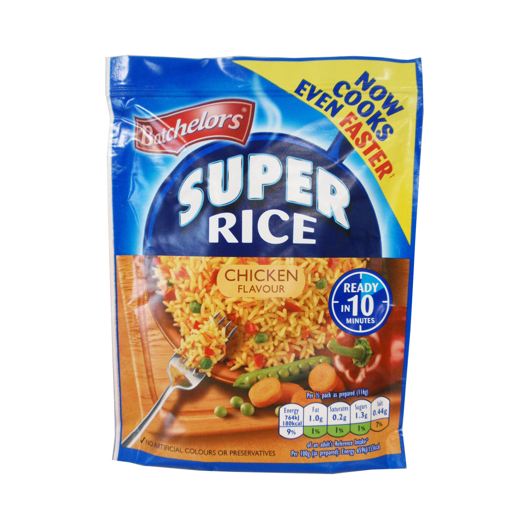 Batch super rice s. pollo 100