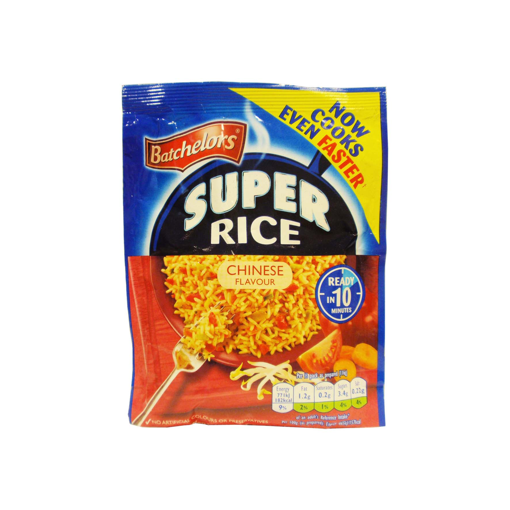 Batch super rice s. chino 100