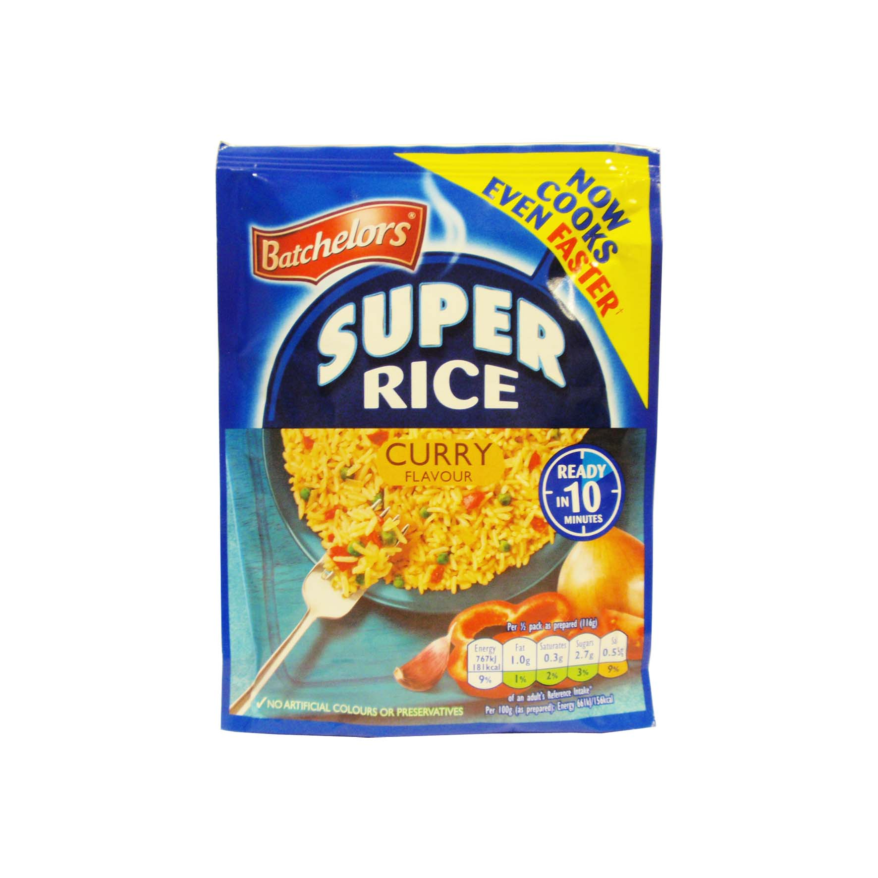 Batch super rice s.curry 100g