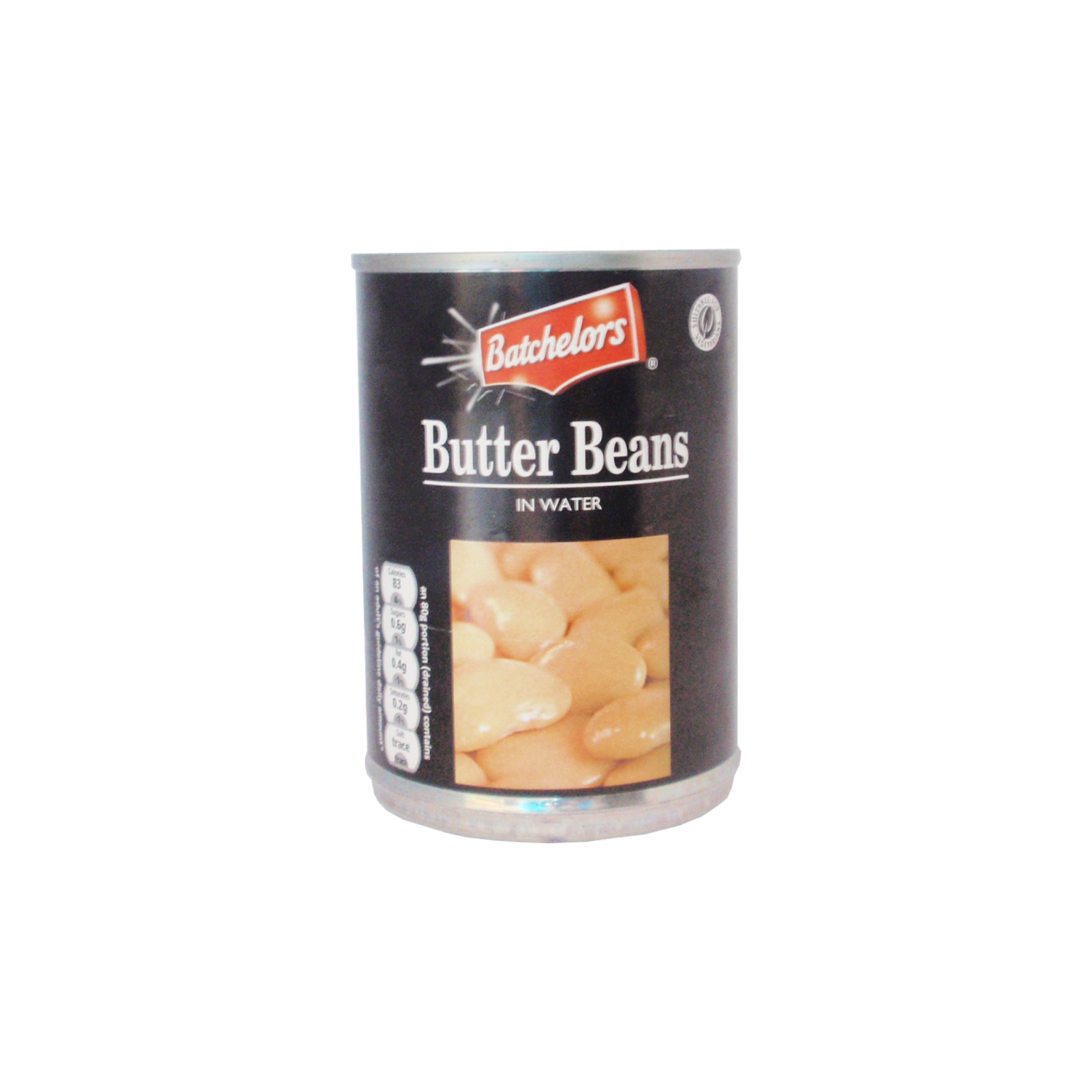 Batchelors butter beans/alubias manteca