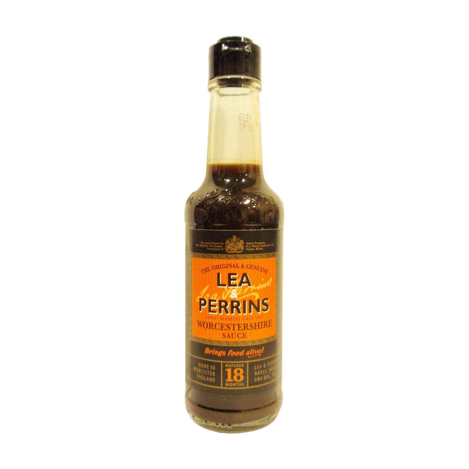 Lea & perrins salsa worcester 150ml