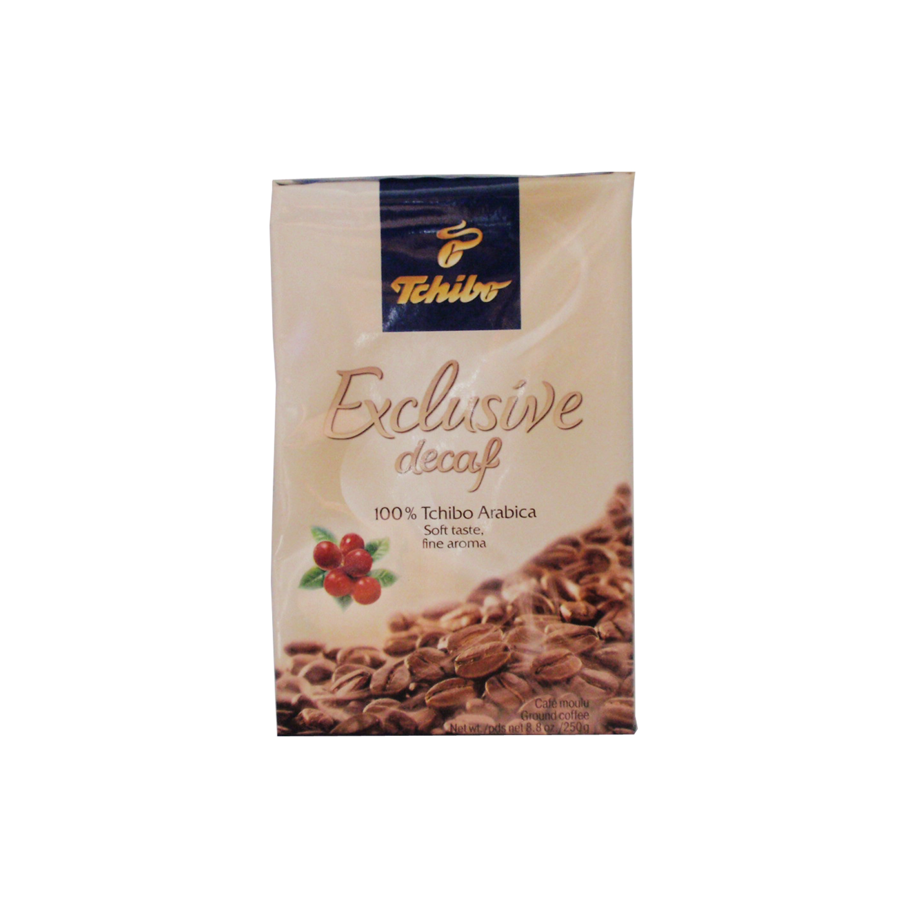 Tchibo exclusive decaf 250g
