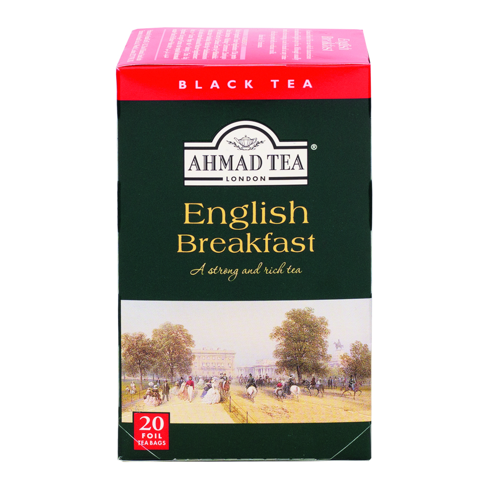Ahmad te english breakfast 6x20