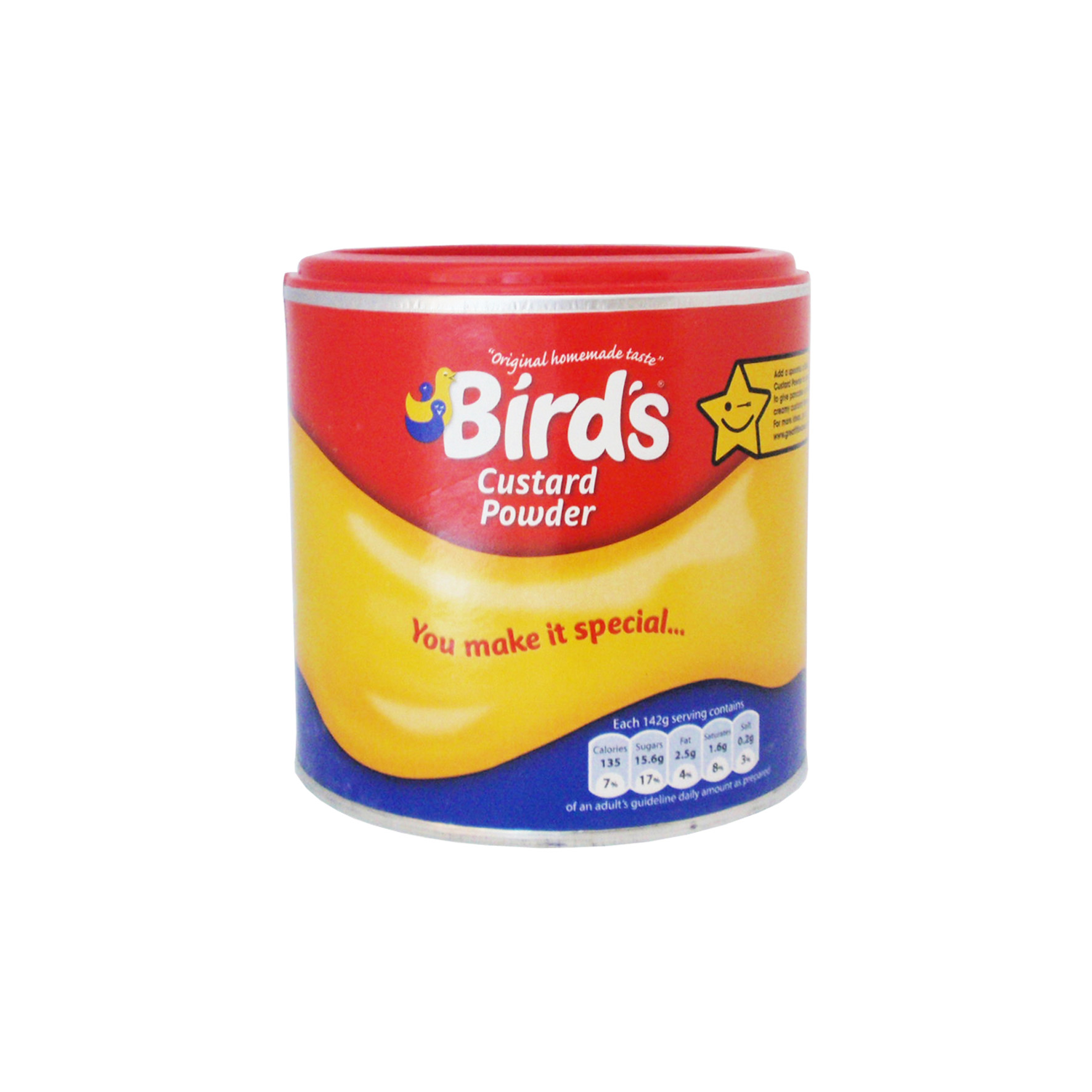 Bird's natillas en polvo 300g