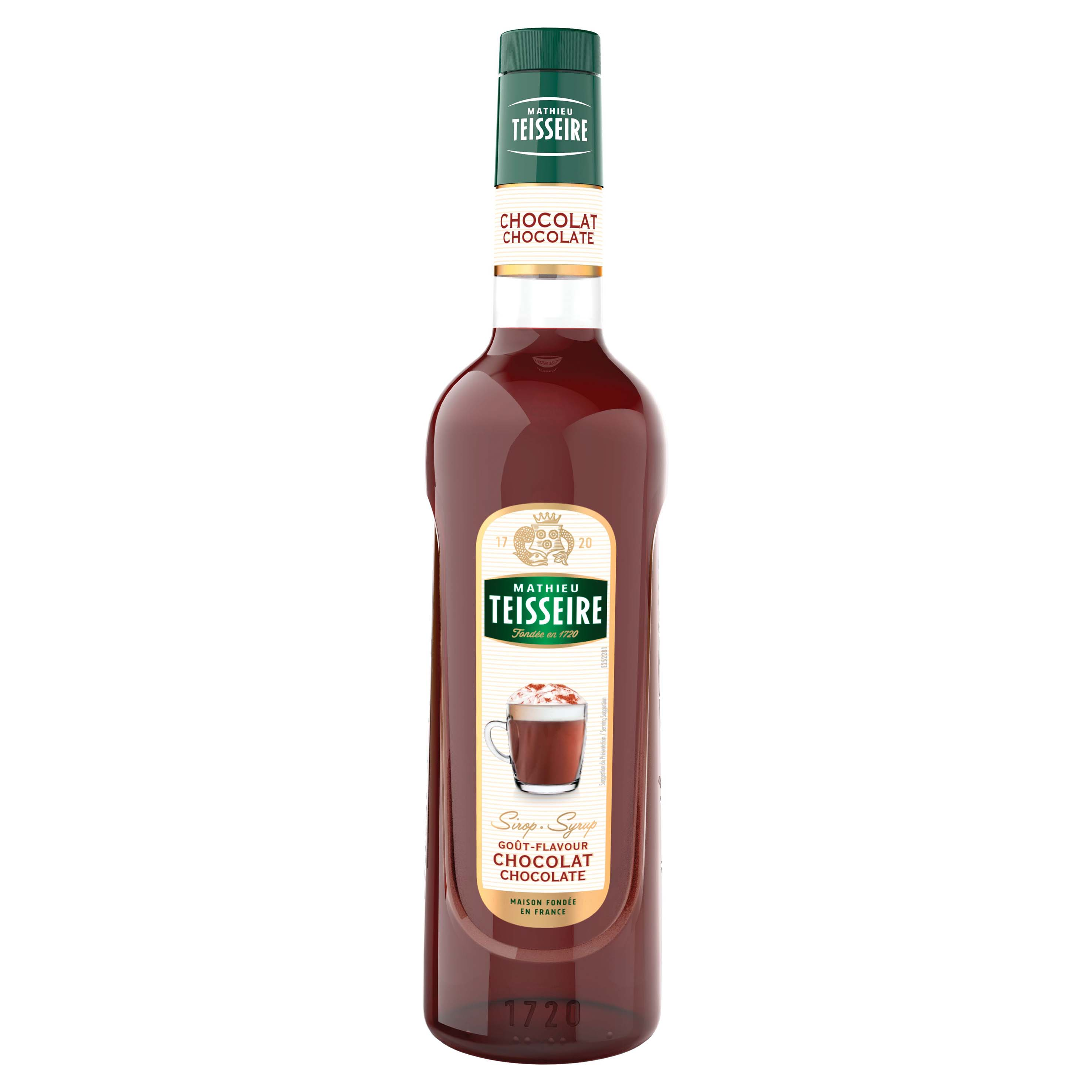 Teisseire barman chocolate 70 cl
